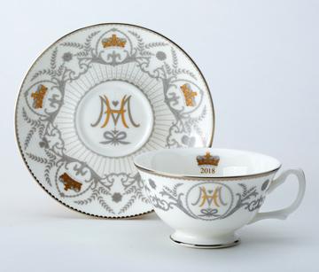 Royal Wedding Teacup & Saucer